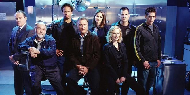 ¡Se acaba! La serie CSI llega a su última temporada y Grissom estará en el capítulo final