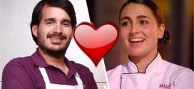 ¿Flechó Cupido a Federico y María Luisa en MasterChef?