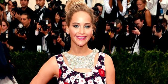 """Jennifer Lawrence ahora es parte del fabuloso y exclusivo """"club de los siete"""""""