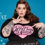La modelo de talla grande, Tess Holliday