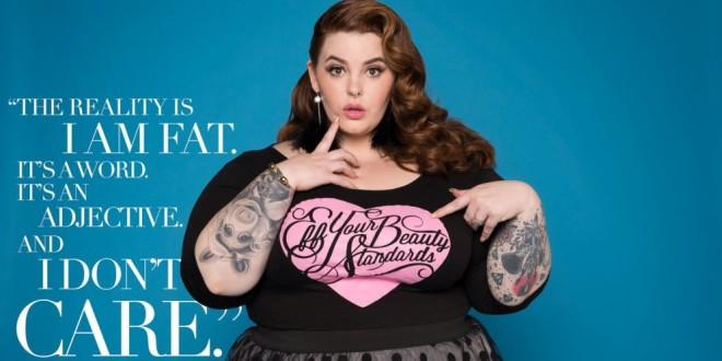 La modelo de talla grande, Tess Holliday, está revolucionando el mundo de la moda
