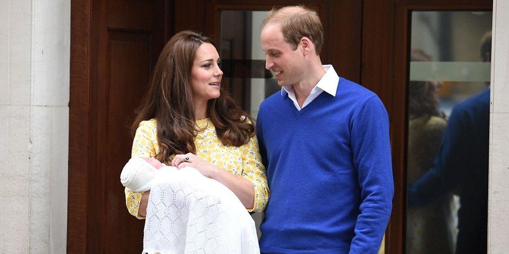 hija del Príncipe William y Kate Middleton