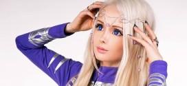 La Barbie humana vuelve a impactar con su renovada imagen