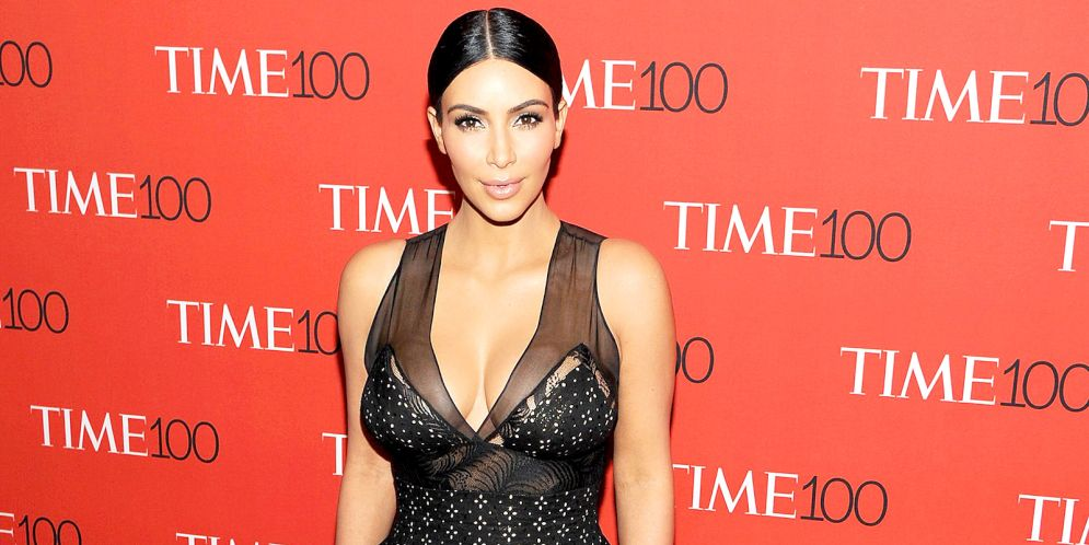 Kim Kardashian está esperando su segundo hijo