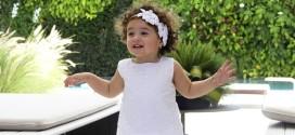 ¿Competencia para Milan? Salomé Rodríguez, La hija de James, muestra su encanto en estas fotos