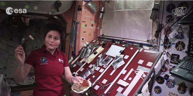 Video: mira lo que pasa cuando la comida que preparas se aleja volando de ti
