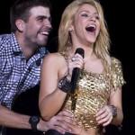 serenata que Piqué le dio a Shakira