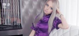 Fotos: la Barbie humana Valeria Lukyanova, se siente ofendida por su apodo