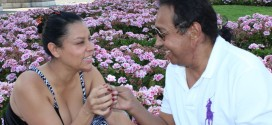 Novia de Diomedes Díaz contó por qué a pocos días de casarse con el Cacique no lo logró