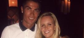 Carambola: mujer pierde su celular y acaba cenando con Cristiano Ronaldo