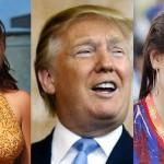 Donald Trump denunciado por exreinas