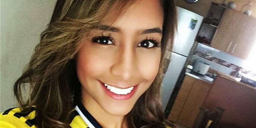 Juliana López Sarrazola candidata a Miss Mundo Colombia que podría ser condenada a muerte