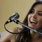 Paulina Vega respondió en la radio