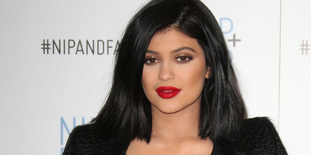 Kylie Jenner hizo un cambio en su cabello totalmente radical