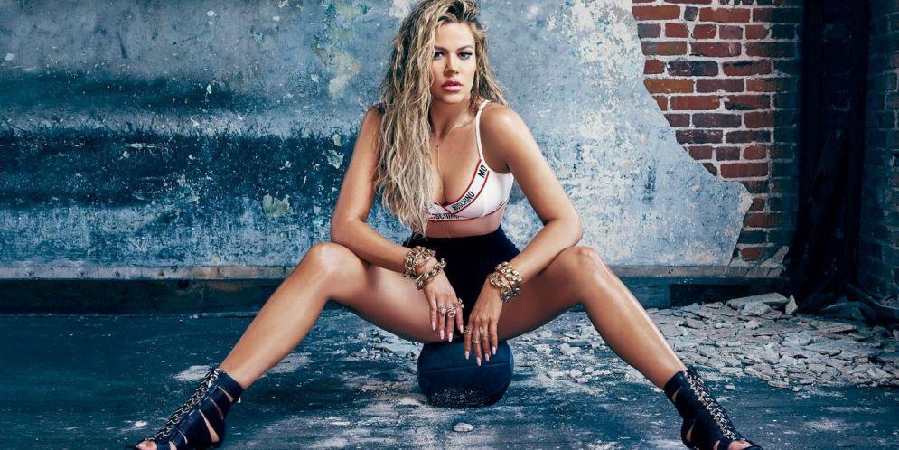 Khloe Kardashian muestra las mejores fotos de su cuerpo