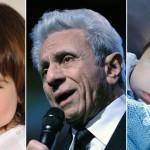 hijos de Shakira y su abuelo William Mebarak