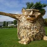 Dos sorprendentes formas de transformar y aprovechar la madera