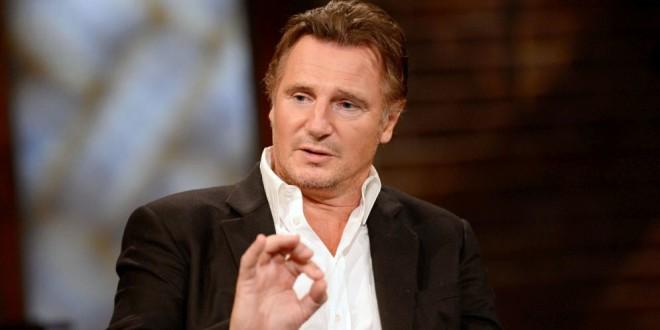 Liam Neeson, el actor de 'Búsqueda implacable' está irreconocible