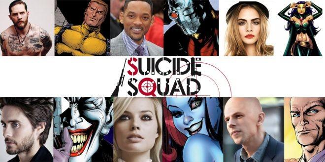 Video: se filtra escena de Escuadrón Suicida en la que aparece Batman