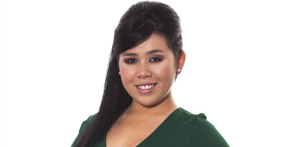 Yina Calderón después de su operación