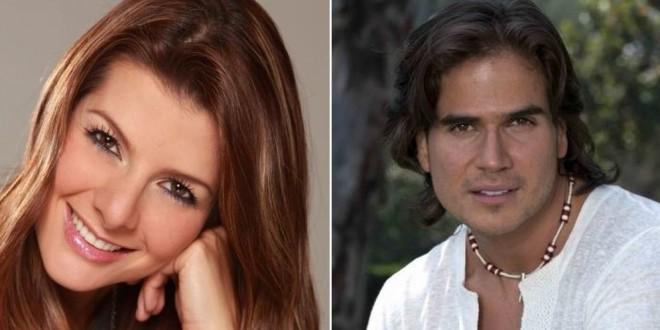 Carolina Cruz y Daniel Arenas: ¿reviviendo sus tiempos aquellos de novios?