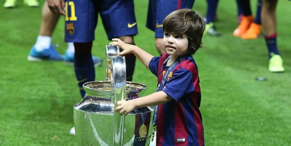 Milan como futbolista