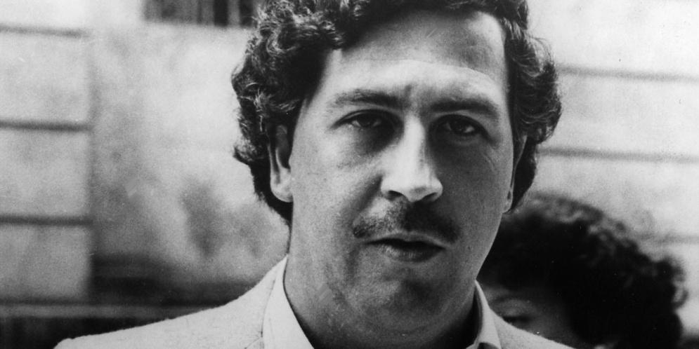 Mauricio Mejía actor colombiano repite como Pablo Escobar en la película de Tom Cruise