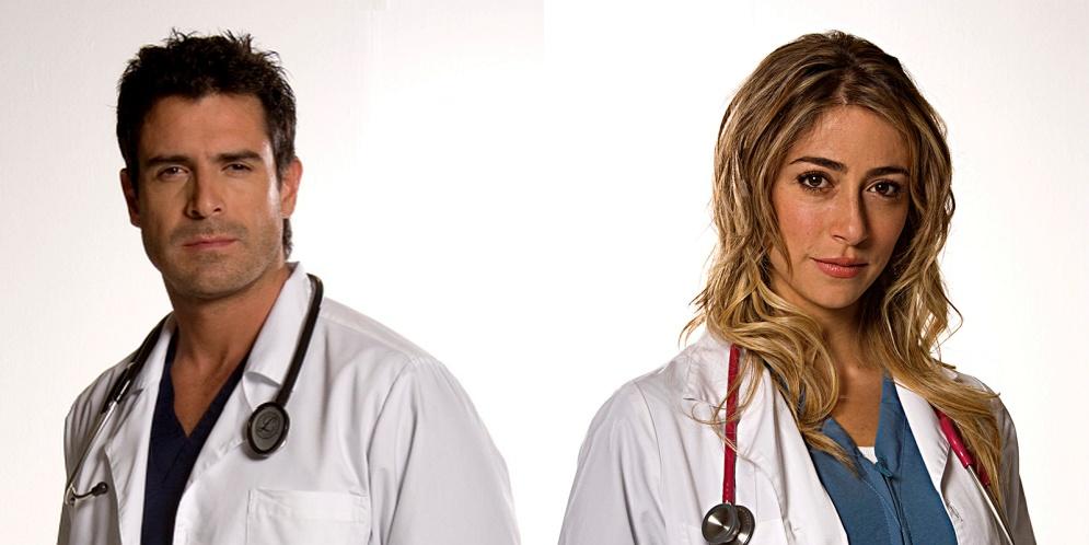Rafael Novoa y Verónica Orozco interior