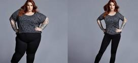 ¿Promueven la anorexia o la belleza? Polémico grupo retoca fotos de celebridades de talla grande