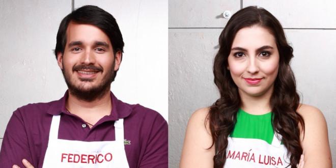 El ganador de MasterChef, Federico Martínez, habló sobre noviazgo con María Luisa Arias