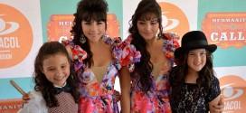 Melissa y Esmeralda, de La Voz Kids, serán las pequeñas 'Hermanitas Calle'