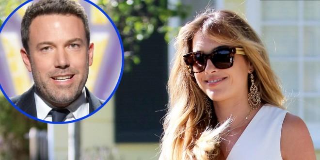 ¿La niñera de Ben Affleck le está sacando plata al actor? Mira la foto que así lo indica