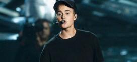 Con su nuevo look de emo, Justin Bieber lloró en la entrega de los premios MTV #VMAs2015