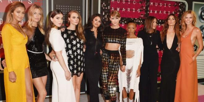Muy poco convencionales, así vistieron las estrellas en los premios MTV #VMAs2015
