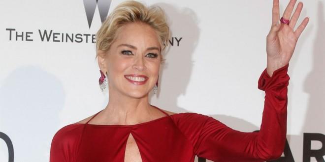 Sorprendente, mira como luce el cuerpo de Sharon Stone a los 57 años