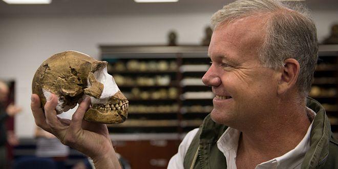 Fascinante hallazgo fósil de un ancestro de la raza humana del que no se sospechaba de su existencia