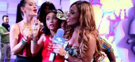 Hasta Mary Luz le ganó a Dawis en el episodio final del Desafío India. Video de lo que pasó