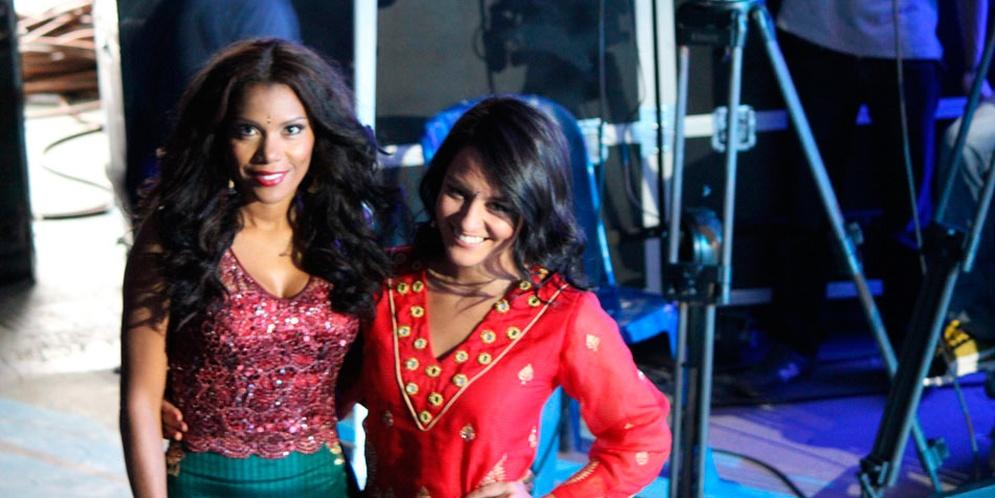 Pierine y Vanessa ya sabian el resultado de la votacion