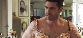 Como nunca imaginaste verlo: Rafael Novoa vestido como reina de belleza [Video]