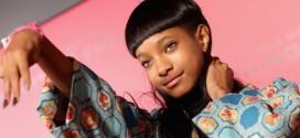 Fotos: todos se preguntan qué significa el maquillaje de Willow Smith, la hija de Will Smith
