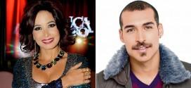 Majida Issa y Édgar Vittorino (Helenita Vargas y el Pibe Valderrama), ¿ahora son pareja?