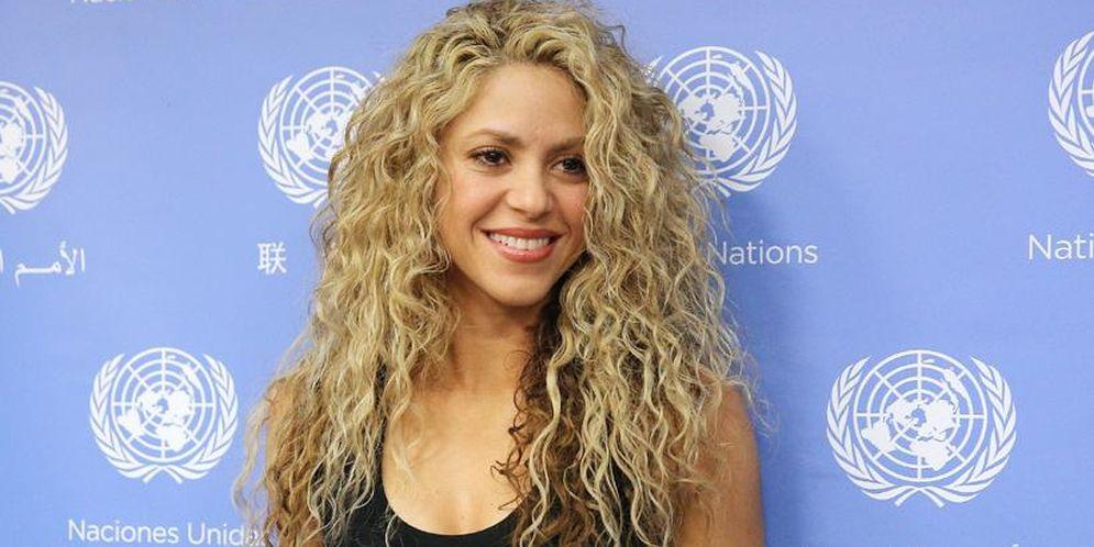 La belleza de Shakira y la ternura de Sasha, se tomaron las calles de Nueva York
