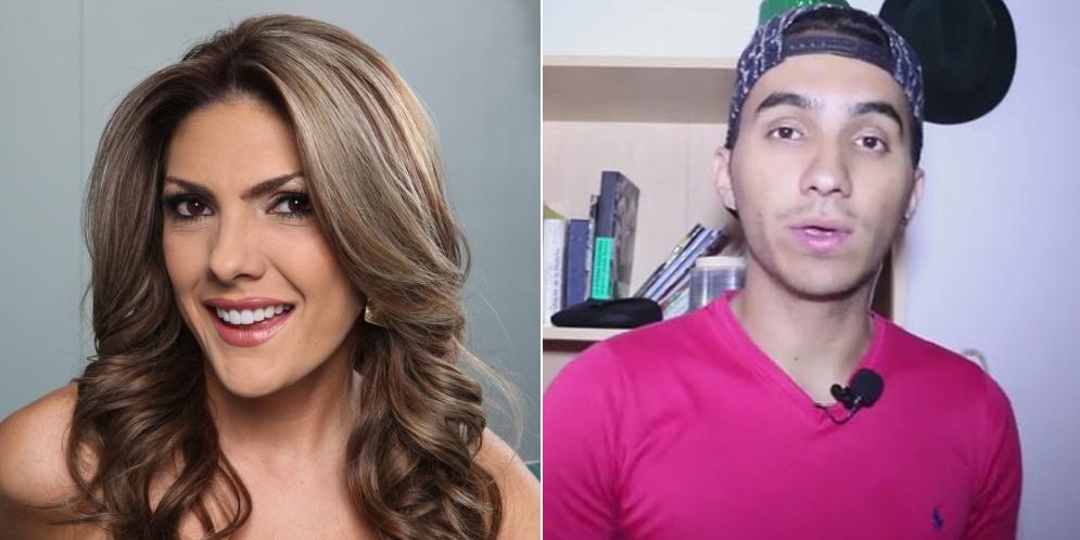 Omar Vásquez se disculpó con Ana Karina Soto