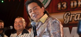 El protagonista de Diomedes, el Cacique de La Junta, no se conformó con actuar como el cantante