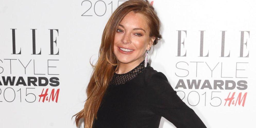 Lindsay Lohan abusó otra vez de Photoshop