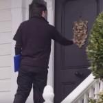 Mira porque puede resultar tan difícil trabajar como vendedor puerta a puerta