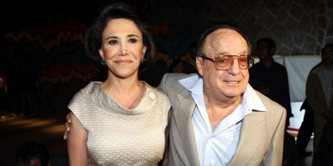 Doña Florinda sigue destapando sus secretos con Chespirito. Mira con quién se iba a casar