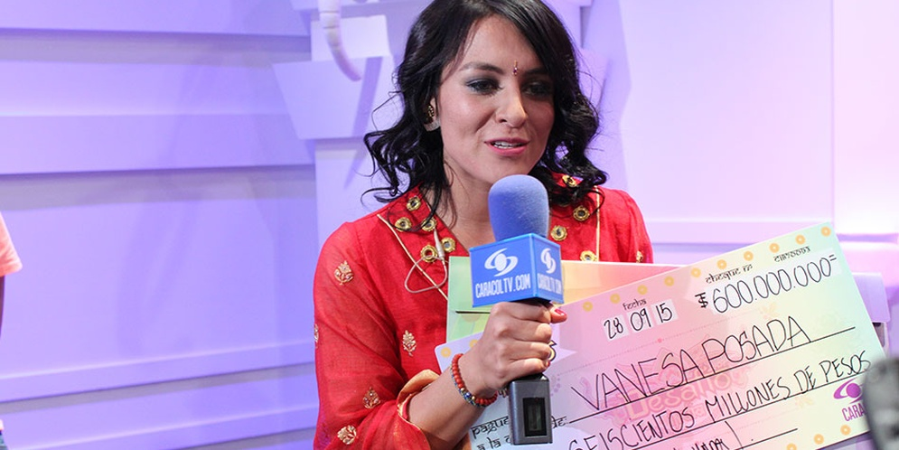 vanessa posada ganó el desafío india 2015