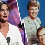 Caithlyn Jenner fue uno de los guapos policias de Chips