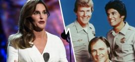 Aunque no lo creas, Caitlyn Jenner fue uno de los guapos policías de Chips. Mira el video